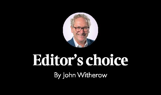 Editor's Choice - John